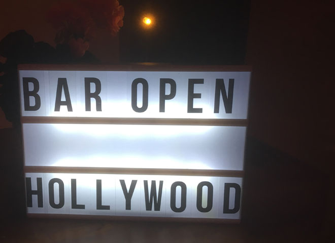 "Abschlussparty ""Hollywood"" 2018"